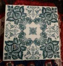 Single Antique Victorian Tile