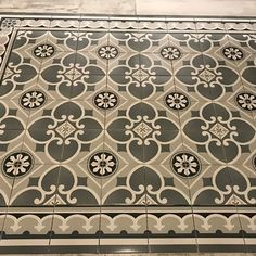 Pattern Chatelet. From Tileflair